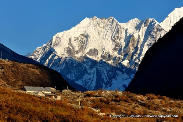 The Langtang Valley Trek December 2014