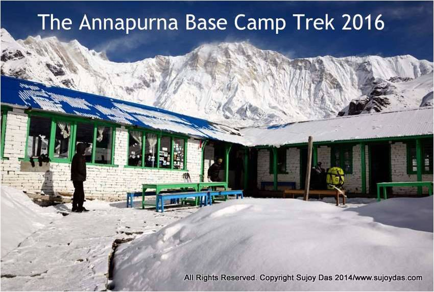 Annapurna Base Camp (ABC) Trek & Poon Hill March 27th – April 9th 2016