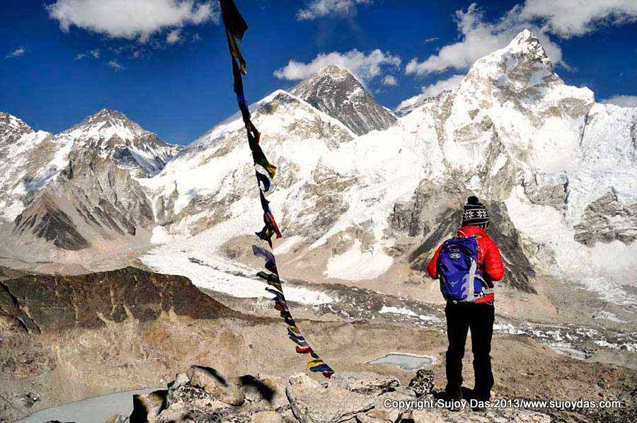 Everest Base Camp & Kala Pattar 26th March to 8th April 2017
