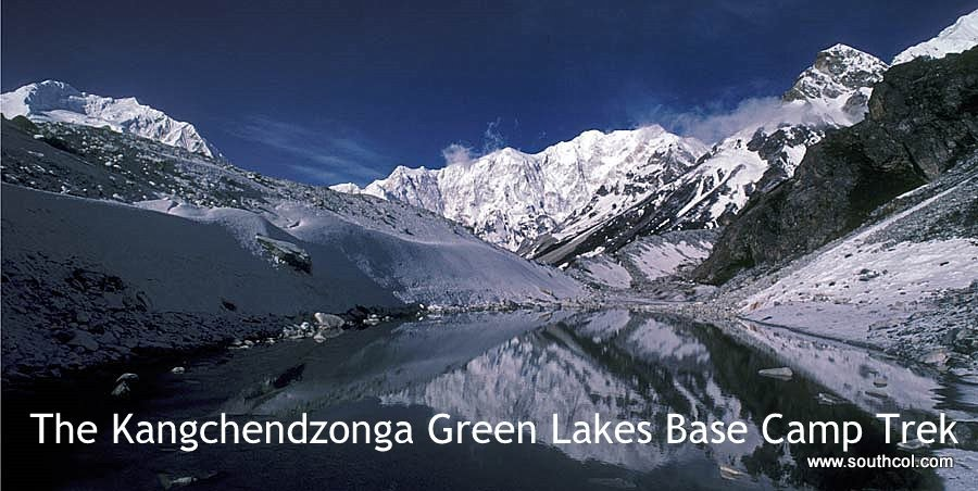 Kangchenjunga Green Lakes Trek  Sikkim – On Request