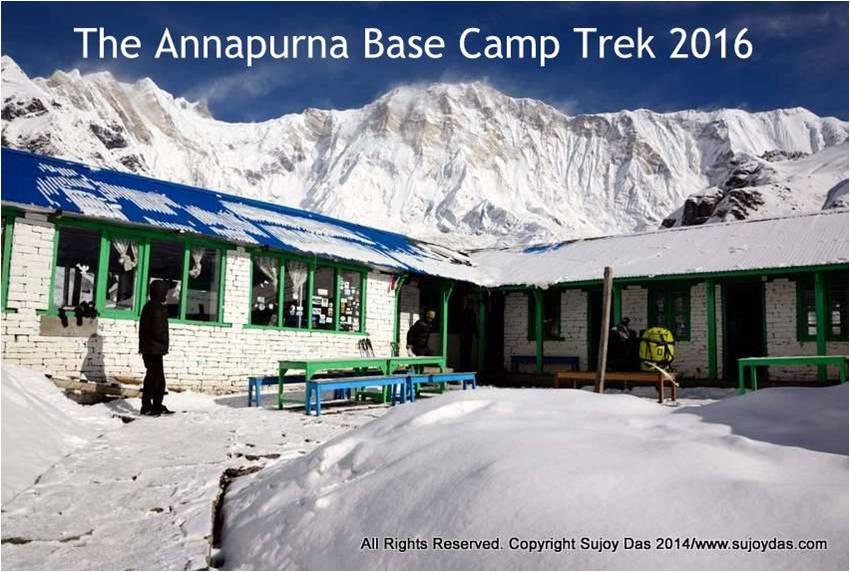 Annapurna Base Camp (ABC) Trek & Poon Hill March 27th – April 9th 2016