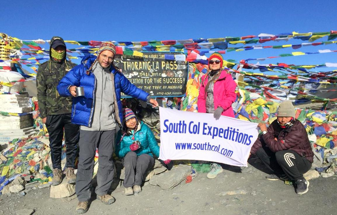 Annapurna Circuit and Thorung La November 2020