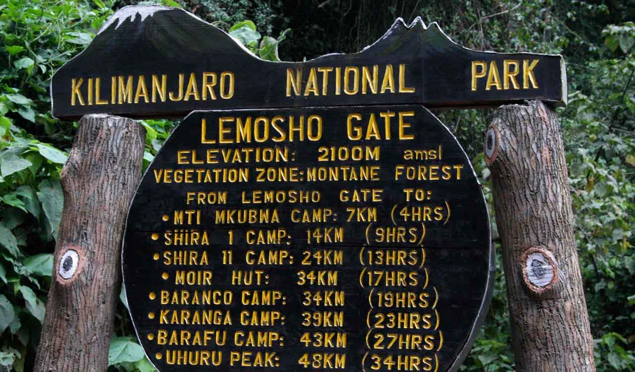 Kilimanjaro | The Lemosho Northern Route Sept-Oct 2021