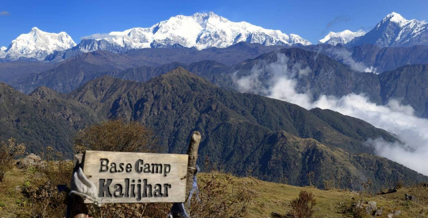 Uttarey/Phoktey Dara Kangchenjunga Trek Sikkim   November 2021