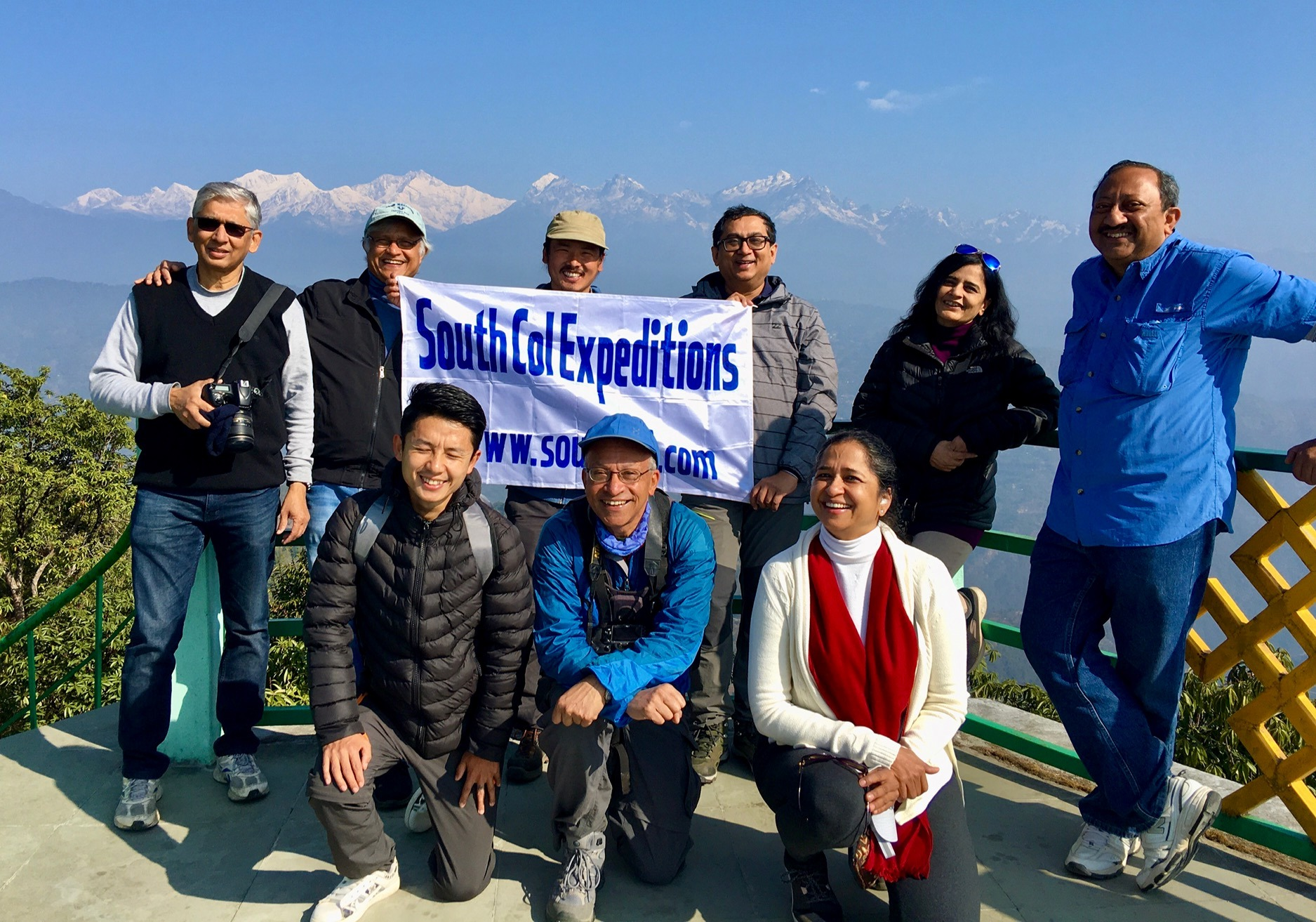 West Sikkim Day Walks   18th to 22nd December 2021